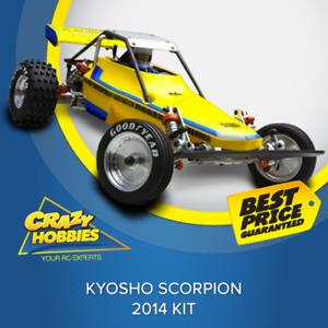 Kyosho Scorpion Kit *IN STOCK*