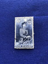 New Zealand Stamp, 1 Stamp, 1953, Used, Price: $8 US,  (2348)