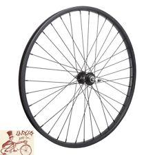 "WHEEL MASTER 5/6/7-SPEED FREEWHEEL 26"" x 1.75""  STEEL BLACK BICYCLE REAR WHEEL"
