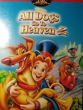 New listing All Dogs Go to Heaven 2 (DVD, 1996)