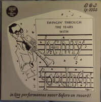 Benny Goodman And His Orchestra ‎– Swingin' Through The Years~LIVE~FAST SHIPPING