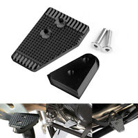 Brake Lever Pedal Extension Enlarge Pad For BMW R1200GS Adventure/LC 13-18 BK A0