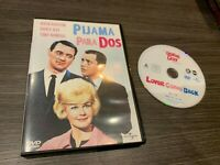 Pigiama Per Due DVD Rock Hudson Doris Day Tony Randall