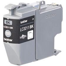 Brother Original-Tintenpatrone LC-3211BK, schwarz