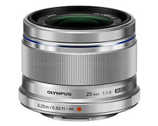 Olympus M.Zuiko Digital 25 mm 1:1,8 silber   *NEU*sofort**Händler*  MFT Bajonett
