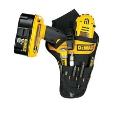 DeWalt DG5120 - Heavy-Duty Cordless Drill Holster Tool Belt Pouch w/Bit Holder