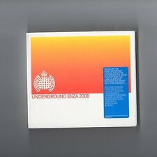 Ministry Of Sound - Underground Ibiza 2008 - 3CD NEU OVP - HOUSE TECHNO ELECTRO
