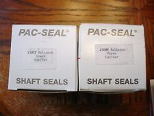 SET OF 2 RELIANCE PUMP SHAFT SEALS 250TY UPPER AND LOWER
