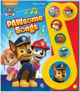 Play-A-Song Ser.: Paw Patrol (2016, Children's Board Books)