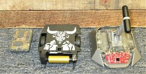 AS IS HEXBUG BattleBots Rivals Battle Strategy Kit Beta and Minotaur - FOR PARTS