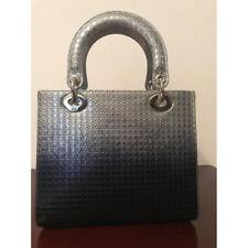 Lady Dior - Patent leather handbag