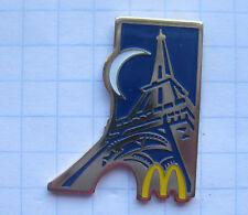 M / PARIS / EIFELTURM  ............. Mc Donald´s-Pin (115i)