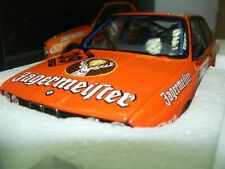 WOW EXTREMELY RARE BMW M3 E30 #39 Jagermeister DTM 1988 1:18 Minichamps-Auto Art