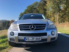 Mercedes Benz ML 6,3 ltr. AMG W164 Bj.2006, 548 PS Performance Paket, LPG Gasanl