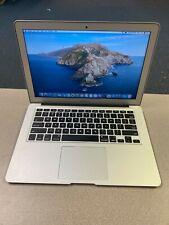 """Apple MacBook Air 13.3"""" (2017)  i5 1.8ghz 8gb 128GB  MQD42LL/A - Good Condition"""