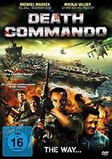 DVD - DEATH COMMANDO - THE WAY - NEU/OVP