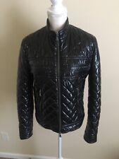 Gazzarrini Men's Jacket Size 48 Italian Made Black