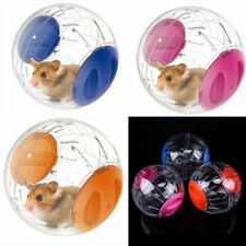 UK Hamster Exercise Ball Small Gerbil Pet Mouse Play Exercise Ball Funny Toys