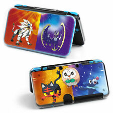 Pokemon Sun and Moon - Clip-on Hard Case Cover for Nintendo 2ds XL
