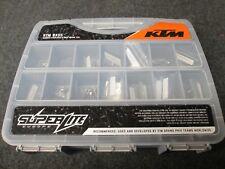KTM SX85 2019 Superleggera Doc Wob Titanio Completa,Motore + Plastica Kit di