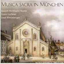 Musica Bavarica CD Musica Sacra in München (Folge II)