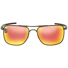 Oakley Ruby Iridium Square Mens Sunglasses OO4124-412403-62