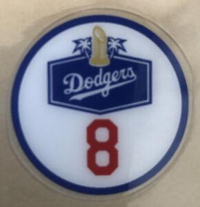 zach mckinstry Dodgers 8 Bat Knob Decal