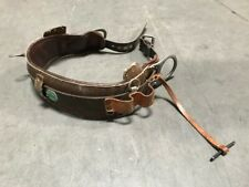 Lineman's climbing belt is Used (Good Condition) (Buckingham) #5