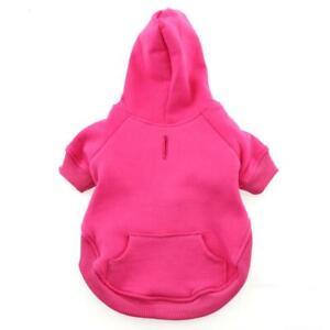 Doggie Design Pink Flex-Fit Dog Hoodie  XS-4XL