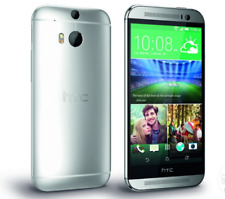 Unlocked HTC M8 AT&T Wifi 1080p Bluetooth Quad-core 5'' Smartphone In Sliver