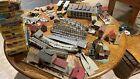 Vintage Lot of Marklin, Faller, Kibri, Vollmer, Merten HO Scale Items - 45 Items