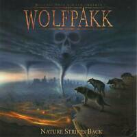 WOLFPAKK - NATURE STRIKES BACK (2020) Heavy Metal CD Jewel Case by Fono+GIFT