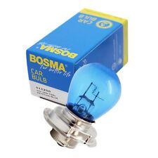 Lámpara Bombilla BOSMA P26S 12v 15w S3 Krypton AZUL PREMIUM de la bola FARO