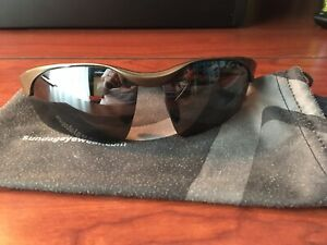 Sundog Eyewear Sunglasses Excellent Condition Lightweight Carry Pouch