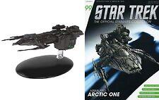 Star Trek Official Starships Magazine #99 Artic One assimilated Eaglemoss