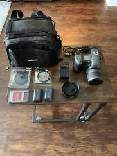 Sony DSC-D770 Cyber-shot PRO Digital STILL Camera BUNDLE!!!
