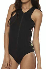 Polyamide Floral Regular Size Swimwear for Women