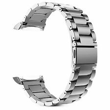 Samsung Gear S2 SM-R720 / SM-R730 Smart Watch Band Stainless Steel Bands Armband