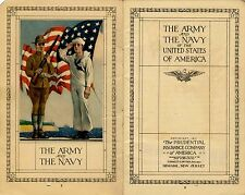 WWI Army/Navy Book 1917
