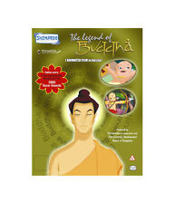 The Legend Of Buddha - Official Hindi Movie DVD ALL/0 With Language Option
