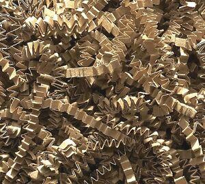 U Choose Size! NATURAL KRAFT TAN Gift Basket Shred Crinkle Paper Filler Bedding