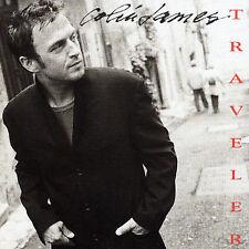 JAMES, COLIN-TRAVELER  CD NEW