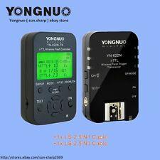 Yongnuo Wireless TTL YN622N-TX + YN-622N Kit for  YN-568EX N, YN-565EX N