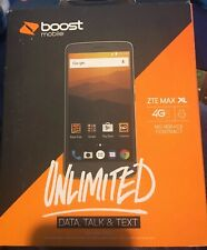 ZTE - MAX XL - Boost Mobile - 16GB - NEW FREE SHIPPING