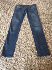 Femmes Jeans Diesel Taille 27 W, L32