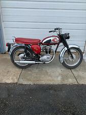 1965 BSA C15 250 Sport Star 80