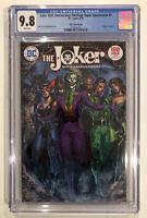 Joker 80th Anniversary 100-Page Super Spectacular #1 CGC 9.8 Jim Lee 1970's