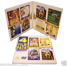 ALADDIN / NUTCRAKER PRINCE / BEAUTY & THE BEAST / ANIMAL FARM DVD Not Disney