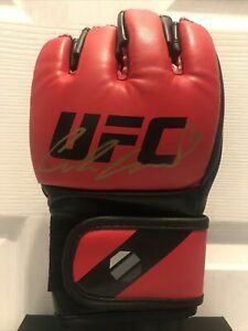 Authentic Carla Esparza Signed Auto Autographed MMA UFC Fight Glove