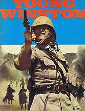 YOUNG WINSTON 1972 Simon Ward, Robert Shaw Anne Bancroft, Jack Hawkins CHURCHILL